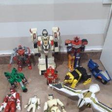 Figuras y Muñecos Power Rangers: LOTE POWER RANGERS. Lote 190046445