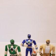 Figuras y Muñecos Power Rangers: LOTE FIGURAS POWER RANGERS. Lote 190816183