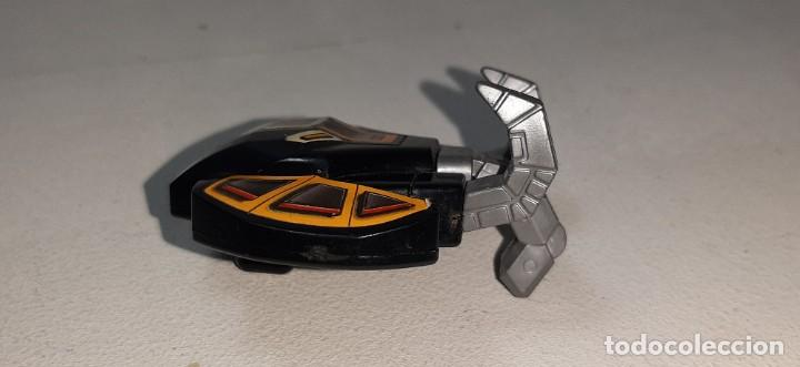 Figuras y Muñecos Power Rangers: POWER RANGERS : ANTIGUO ESCUDO DINOZORD MEGAZORD BANDAI AÑOS 90 MIGHTY MORPHIN 1993 - Foto 4 - 193792897