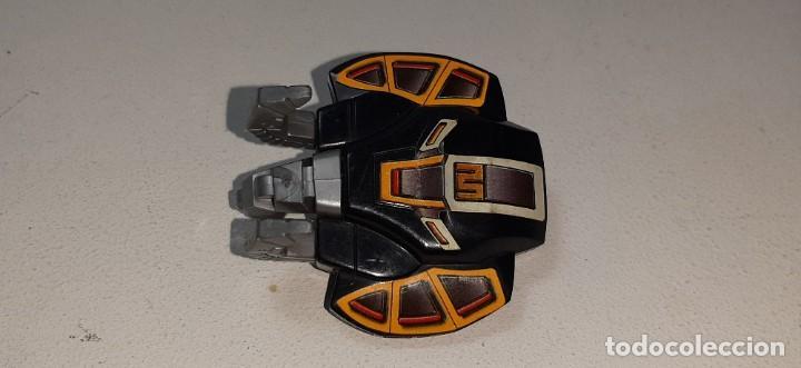 Figuras y Muñecos Power Rangers: POWER RANGERS : ANTIGUO ESCUDO DINOZORD MEGAZORD BANDAI AÑOS 90 MIGHTY MORPHIN 1993 - Foto 6 - 193792897