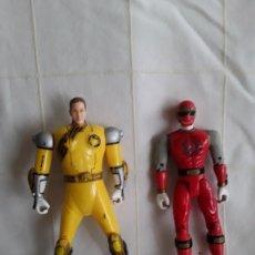Figuras y Muñecos Power Rangers: POWER RANGERS LOTE DE 2. Lote 193939488
