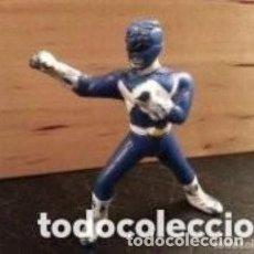 Figuras y Muñecos Power Rangers: FIGURA POWER RANGER AZUL SERIE MIGHTY MORPHIN POWER RANGERS TM & 1994 SABAN. Lote 194099278