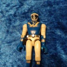 Figuras y Muñecos Power Rangers: POWER RANGER AZUL BANDAI 1988. Lote 194145293