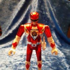Figuras y Muñecos Power Rangers: POWER RANGER ROJO BANDAI 1993. Lote 194146353