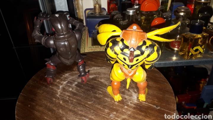 Figuras y Muñecos Power Rangers: Lote 2 figuras power RANGERS BANDAI 1994 leer descripción - Foto 4 - 194228770