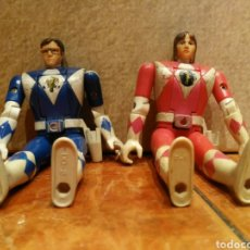 Figuras y Muñecos Power Rangers: POWER RANGER TRASFORMABLES. Lote 194496612