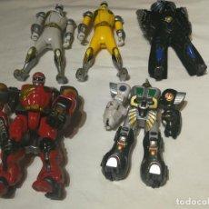 Figuras y Muñecos Power Rangers: LOTE DE FIGURAS POWER RANGERS. Lote 194646126