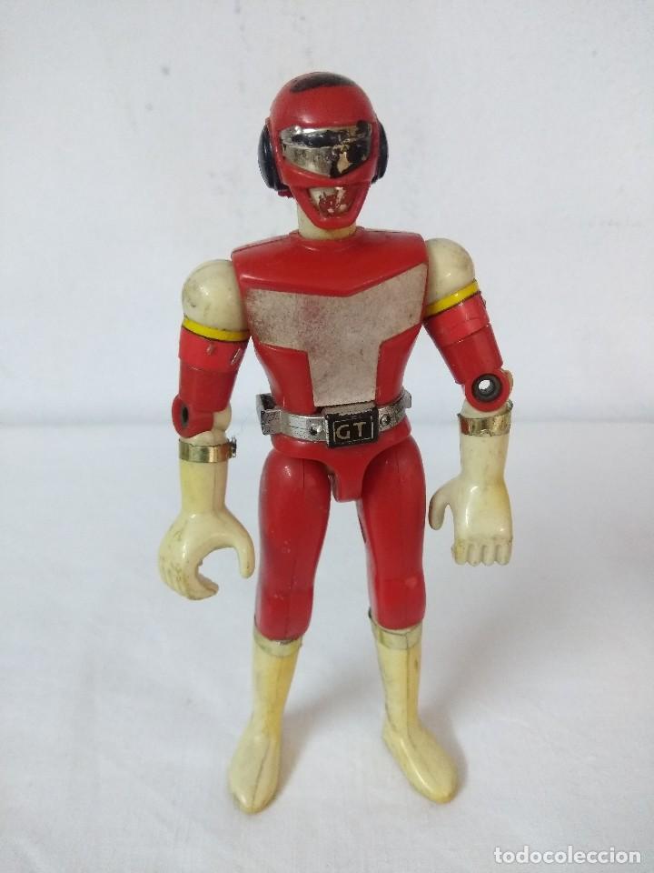 FIGURA POWER RANGERS DE BANDAI 1989. (Juguetes - Figuras de Acción - Power Rangers)