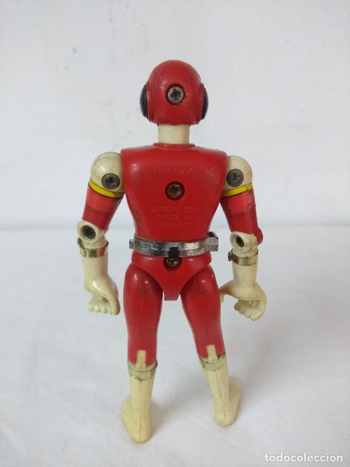 Figuras y Muñecos Power Rangers: FIGURA POWER RANGERS DE BANDAI 1989. - Foto 2 - 194869222