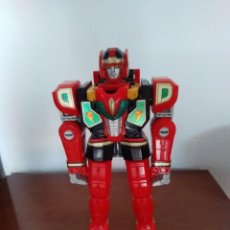 Figuras y Muñecos Power Rangers: POWER RANGERS THUNDERZORD. FIGURA RED DRAGON.. Lote 195100172