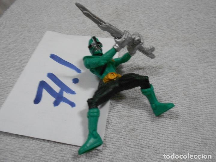 FIGURA DE ACCION (Juguetes - Figuras de Acción - Power Rangers)