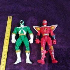 Figuras y Muñecos Power Rangers: LOTE DE POWER RANGERS BANDAI. Lote 196400490
