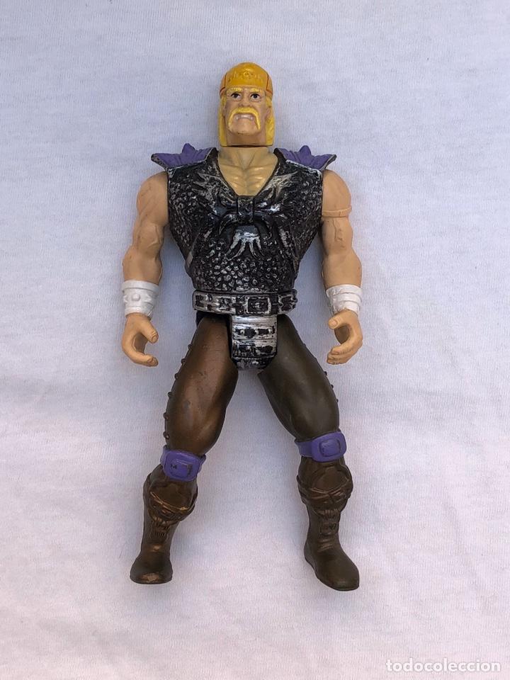 Figuras y Muñecos Power Rangers: 4 muñecos acción, Hulk Hogan, Batman, power rangers - Foto 7 - 198467246