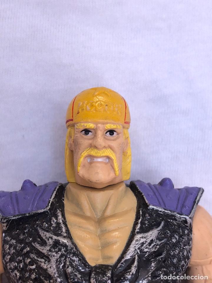 Figuras y Muñecos Power Rangers: 4 muñecos acción, Hulk Hogan, Batman, power rangers - Foto 8 - 198467246