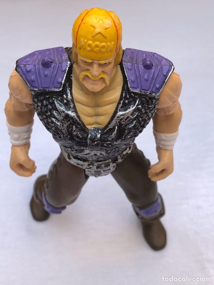 Figuras y Muñecos Power Rangers: 4 muñecos acción, Hulk Hogan, Batman, power rangers - Foto 10 - 198467246