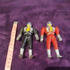 Figuras y Muñecos Power Rangers: LOTE BOOTLEG TIPO POWER RANGERS. Lote 198568761