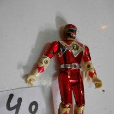 Figuras y Muñecos Power Rangers: ANTIGUA FIGURA DE ACCION POWER RANGERS. Lote 202811282