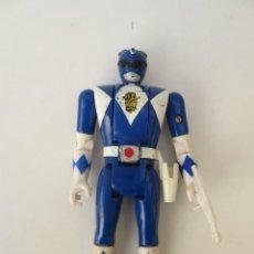 Figuras y Muñecos Power Rangers: POWER RANGER AZUL BANDAI 1993 AUTO MORPHIN - 1ª GENERACIÓN. Lote 203485553