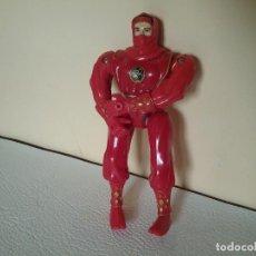 Figuras y Muñecos Power Rangers: POWER RANGER NINJA ROJO BANDAI 95. Lote 204166050