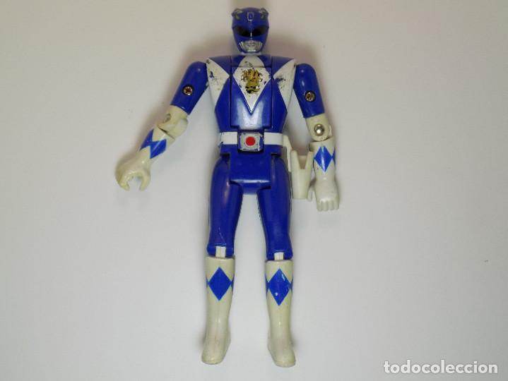 POWER RANGER BANDAI 1993 (Juguetes - Figuras de Acción - Power Rangers)