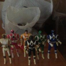 Figuras y Muñecos Power Rangers: POWER RANGERS. Lote 205011830