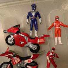 Figuras y Muñecos Power Rangers: FIGURAS POWER RANGERS. Lote 205237928