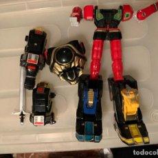 Figuras y Muñecos Power Rangers: MEGAWORD POWER RANGERS. Lote 205237972