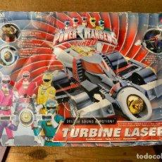 Figuras y Muñecos Power Rangers: TURBINE LÁSER. POWER RANGERS TURBO. BANDAI.. Lote 205767317