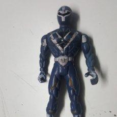 Figuras y Muñecos Power Rangers: FIGURA POWER RANGERS AZUL DE 19 CM DE PLÁSTICO. Lote 206287145