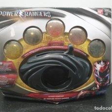 Figuras y Muñecos Power Rangers: POWER RANGERS MORPHER - POWER RANGERS LA PELÍCULA 2017. NUEVO (ENVÍO 2,40€). Lote 206297422