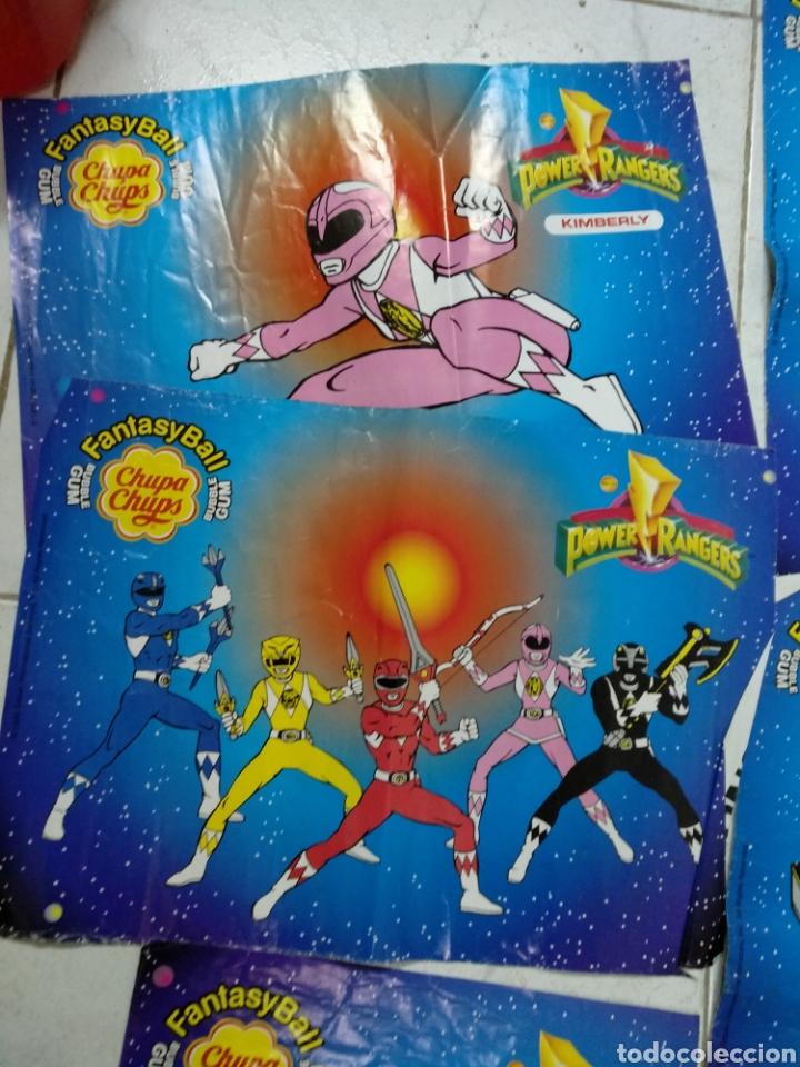 Figuras y Muñecos Power Rangers: Power Rangers - Foto 2 - 206467265