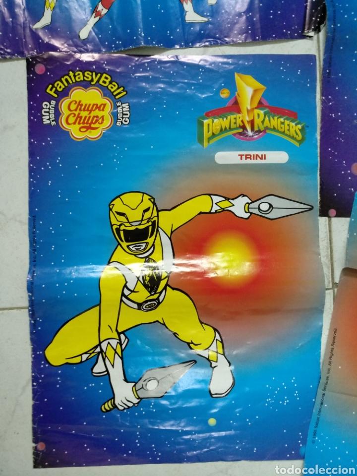 Figuras y Muñecos Power Rangers: Power Rangers - Foto 3 - 206467265