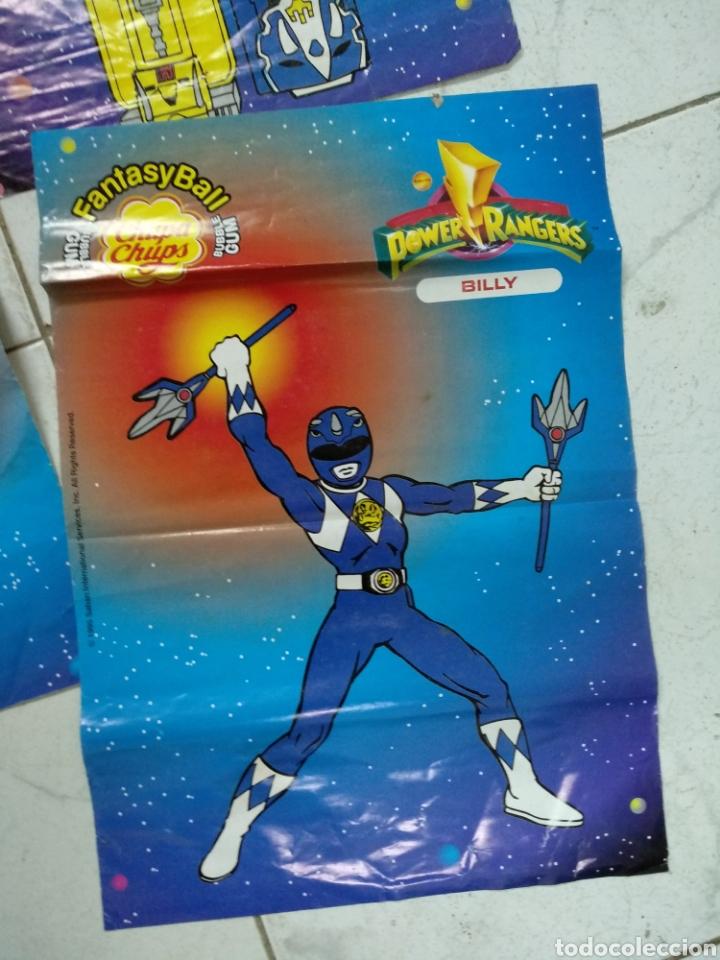 Figuras y Muñecos Power Rangers: Power Rangers - Foto 4 - 206467265