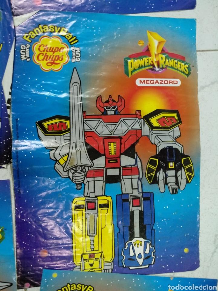 Figuras y Muñecos Power Rangers: Power Rangers - Foto 5 - 206467265