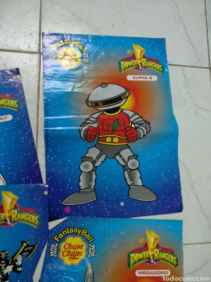 Figuras y Muñecos Power Rangers: Power Rangers - Foto 6 - 206467265