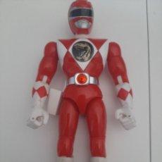 Figure e Bambolotti Power Rangers: POWER RANGERS ROJO BANDAI 1993. Lote 206853343