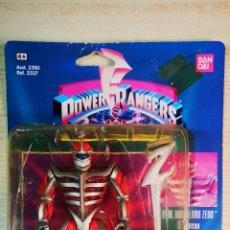 Figuras y Muñecos Power Rangers: BANDAI POWER RANGERS BLISTER LORD ZEDD A ESTRENAR. Lote 206931606