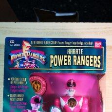 Figuras y Muñecos Power Rangers: BANDAI POWER RANGERS KIMBERLY CON CAJA ORIGINAL A ESTRENAR. Lote 206936165