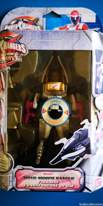 Figuras y Muñecos Power Rangers: Power rangers moto Morph ranger operation overdrive - Foto 2 - 207035405