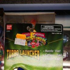 Figuras y Muñecos Power Rangers: POWER RANGERS TURBO LAUNCHER BLISTER A ESTRENAR. Lote 207669586