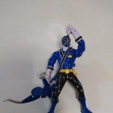 Figuras y Muñecos Power Rangers: POWER RANGERS SAMURÁI AZUL REF: 319222. Lote 208147881