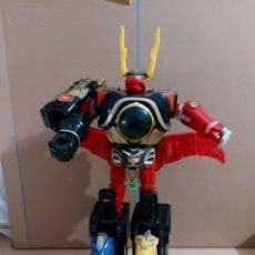 Figuras y Muñecos Power Rangers: ROBOT THUNDER MEGA ZORD POWER RANGERS. Lote 209352623