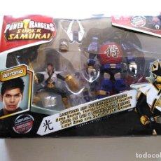 Figuras y Muñecos Power Rangers: POWER RANGERS SUPER SAMURAI. Lote 210353882