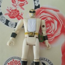 Figuras y Muñecos Power Rangers: POWER RANGER BLANCO ( AUTO MORPHING). Lote 210770350