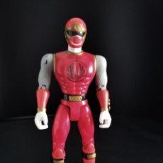 Figuras y Muñecos Power Rangers: RED RANGER ROJO - POWER RANGERS NINJA STORM 2002 BANDAI -. Lote 211894352