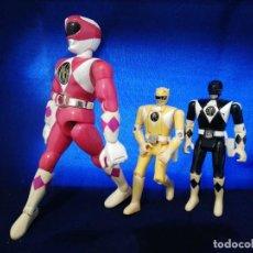Figuras y Muñecos Power Rangers: LOTE POWER RANGERS AÑO 93-94. Lote 212254656