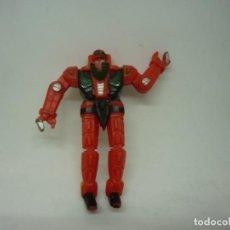 Figuras y Muñecos Power Rangers: FIGURA POWER RANGERS DRAGÓN ROJO - 6 CM. Lote 212565777