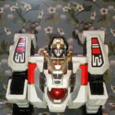 Figuras y Muñecos Power Rangers: POWER RANGERS, MEGAZORD , WHITE TIGERZORD - BANDAI - 1994. Lote 215364272