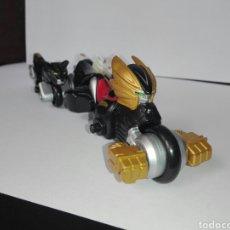 Figuras y Muñecos Power Rangers: 3 VEHÍCULOS CONECTABLES -TIPO MOTO- BANDAI 2007 - SERIE POWER RANGER-. Lote 215407543