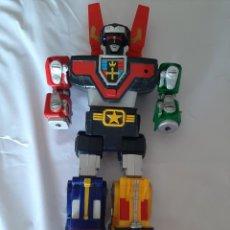 Figuras y Muñecos Power Rangers: VOLTRON LIONS TM 84,98 WEP MEGAZORD POWER RANGERS. Lote 215511880